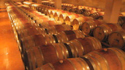 The Barrel cellar