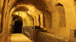 2000 year old Roman cellars