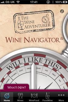Wine Navigator® compass